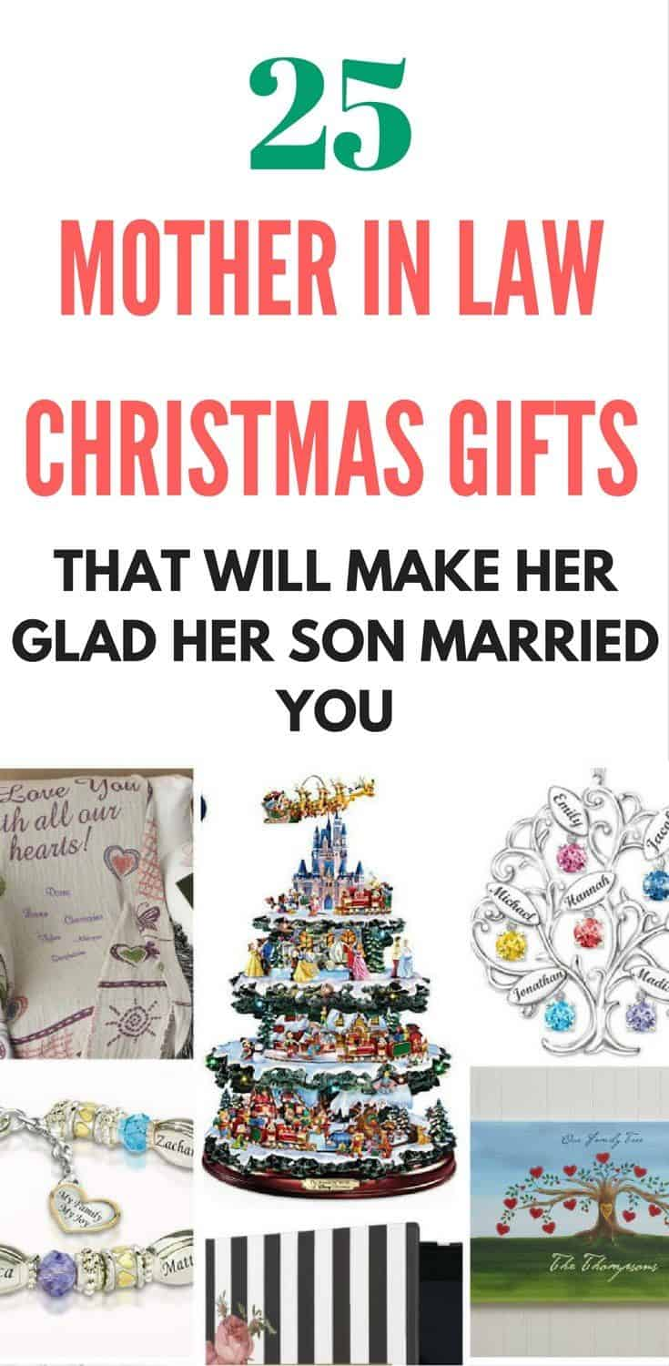 Mother in law christmas gifts Christmas ideas for mothers