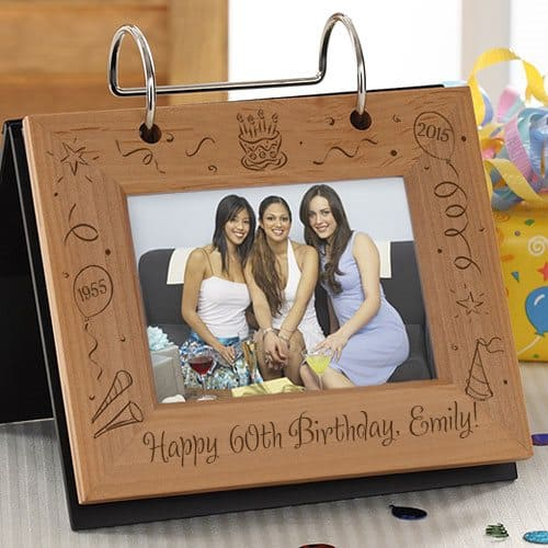 Gorgeous Personalized 60th Birthday Gifts For Her: 60th Birthday Gift Ideas For Mom