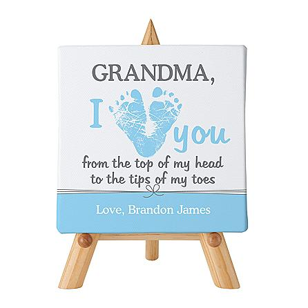First Time Grandma Gift Ideas