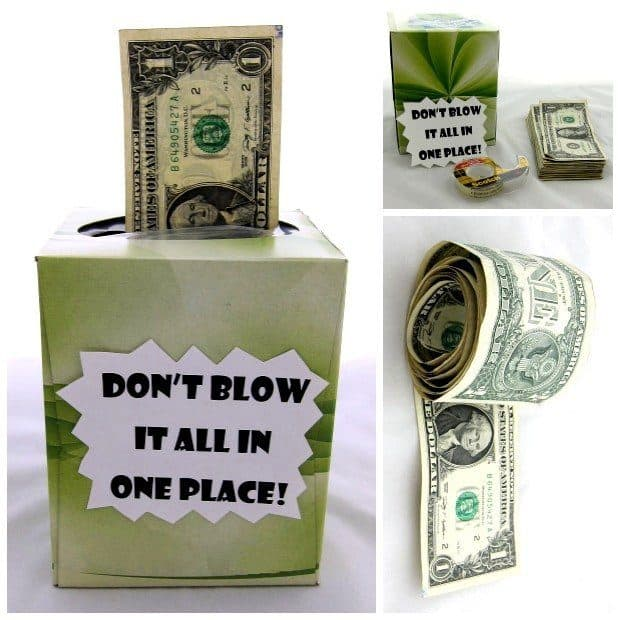 Fun amp creative ways to give money as a gift