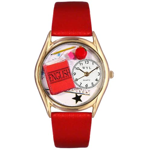Novelty Watches for Teachers