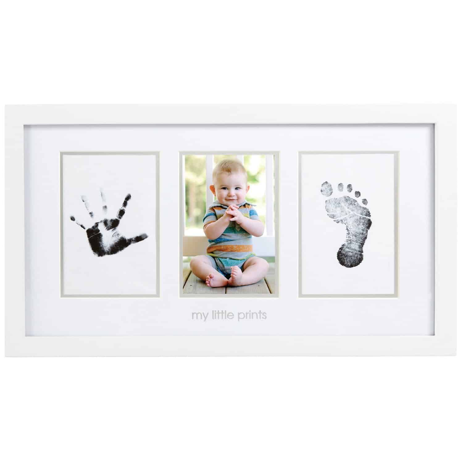 Baby Footprint Frame