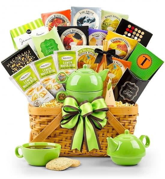60th Birthday Gift Baskets