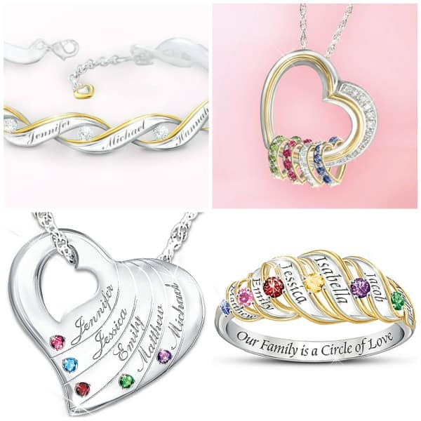 jewelry for your mother in law - What To Get Your Mother In Law For Christmas