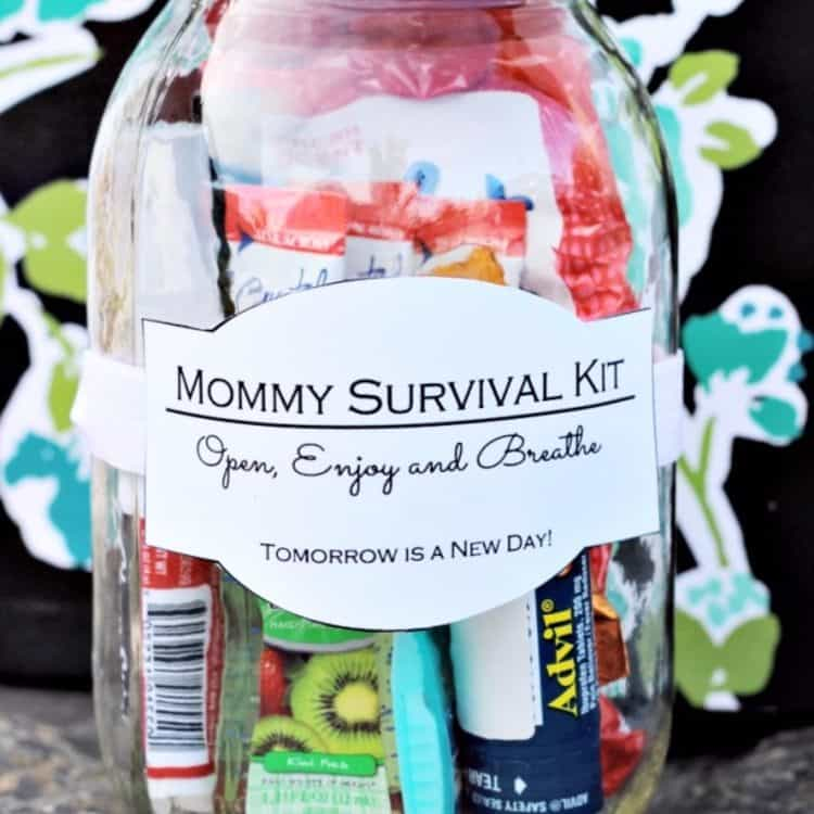 10 great diy new mom gift basket ideas meaningful gifts for Mother s day gift ideas for new moms