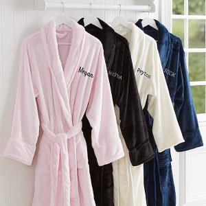 Personalized Super-soft Luxury Robe