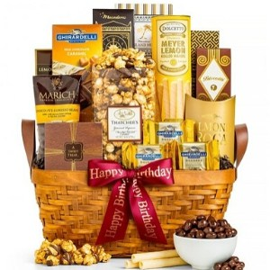 As Good As Gold Snack Gift Basket - Free Shipping